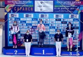 Юные пловцы из Омска завоевали сразу шесть медалей на первенстве России