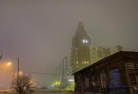 Радиационный туман окутает Омск на несколько дней