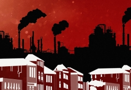 В Минприроды назвали вещества, отравляющие омичам воздух