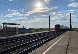 Перед Новым годом в Омск вернется поезд до Новосибирска