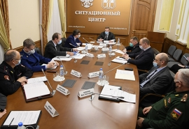 Коронавирусный оперштаб принял официальное решение по новогодним праздникам в Омске и области
