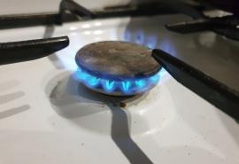 В Омске 31 декабря в 10 домах пропал газ