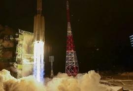 Впечатлившись пуском «Ангары», Рогозин объявил о создании новой ракеты в Омске