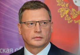 Омский губернатор Александр Бурков анонсировал сроки победы над коронавирусом