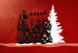 Новогоднее убранство привело к страшному ЧП в доме омской семьи