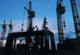 Омичи пожаловались на ночную «долбежку» при строительстве моста