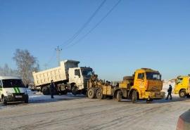 Омский предприниматель лишился своих грузовиков, отказавшись погашать крупный долг