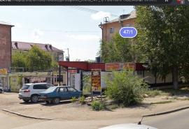 Магазин в омских Нефтяниках признали самостроем