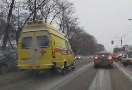 Обморожения, драки, пожары: как омичи встретили Новый год глазами медиков?