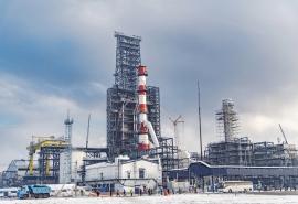 На Омском НПЗ продолжается экологическая модернизация производства