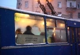 К концу новогодних каникул в Омск придет мощный циклон с потеплением и снегом