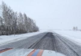 Открыто движение из Омской области в Казахстан