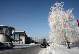 Потепление в Омской области будет недолгим