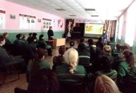 Омским осужденным рассказали о рисках в тюрьме