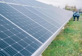 На Омском НПЗ построят новую солнечную электростанцию в 20 раз мощнее действующей
