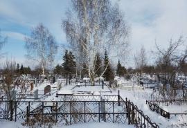 Власти запланировали кладбище для более 7 тысяч омичей