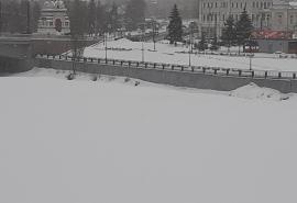 Омск и Сибирь окажутся во власти мощнейшего циклона со снегопадом