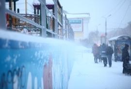 Весны не будет? На Омск передали мощный циклон со снегопадом