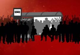 В Омске подскочили цены на такси