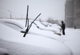 К концу недели Омск и Сибирь накроет еще один огромный циклон со снегопадом