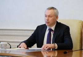 Новосибирский губернатор Андрей Травников: в 2021-2022 годах количество строящихся школ будет удвоено