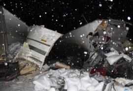 Под Омском в мощном столкновении двух грузовиков погиб водитель – вынесен приговор