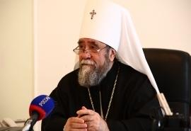 Омский митрополит Владимир выступил с напутствием на Великий пост 2021 года
