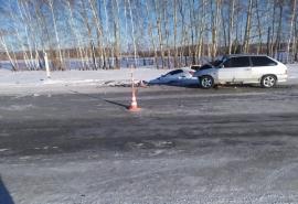 В ДТП разбился директор департамента мэрии Омска