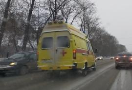 В центре Омска прохожие обнаружили тело мужчины