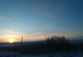 В Омскую область возвращается зимний мороз до -22 °C