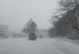 В Омской области ожидается один из самых мощных снегопадов в России