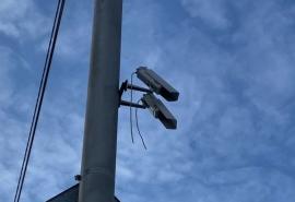 По Омску рассредоточили 33 камеры для присмотра за жителями