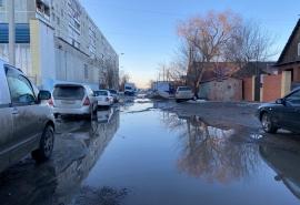 Из-за весенней распутицы в Омской области начали закрывать трассы