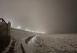 Омскую область накроют мощное потепление и туман