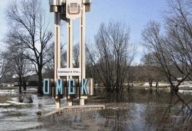 Синоптики сообщили, когда в Омске растает снег