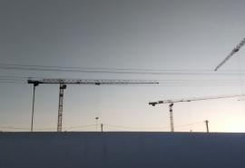 В новой омской десятиэтажке нашли трещину