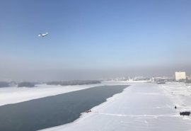 В Омской области резко и сильно похолодает – из-за ледохода?