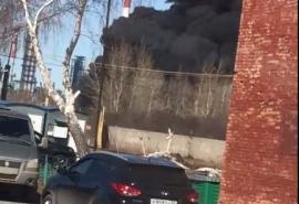 Омичи сообщают о взрывах на улице Доковской